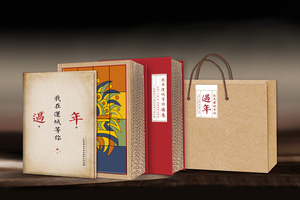 河东十三花-文创礼品包装设计