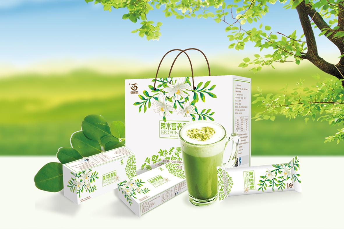 北京中复联投生物科技有限公司 辣木产品系列包装设计